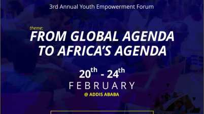 2019 Afrika Youth Movement Youth Empowerment Forum and Retreat