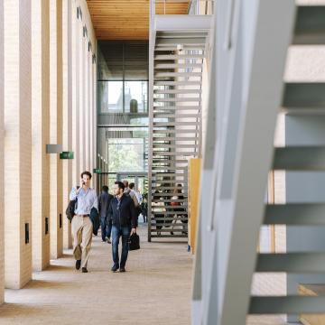 Oxford University's Saïd Business School