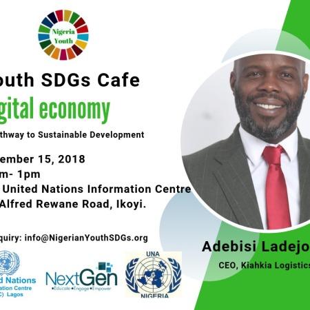 Nigerian Youth SDGs Youth Cafe (November)