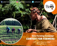 Afrika Youth Movement (AYM) Sexy Farming Competition
