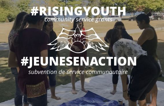 Rising Youth Community Service Grants
