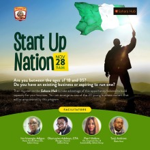 Sahara Foundation Start-Up Nation