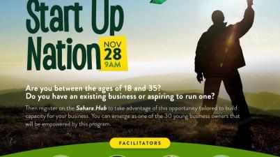 Sahara Foundation Start-Up Nation
