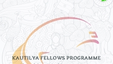 India Foundation Kautilya Fellows Programme 2019