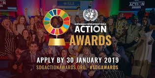 2019 United Nations Sustainable Development Goals (SDG) Action Awards