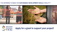 Make Europe Sustainable For All Grant for Local Projects