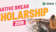 International Volunteers HQ's Alternative Break Scholarship 2019