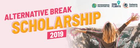 International Volunteers HQ's Alternative Break Scholarship 2019