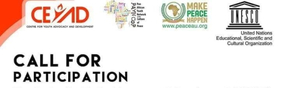 Call For Participation: Youth Make-Peace-Happen Training 2019