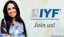 International Youth Federation job vacancy