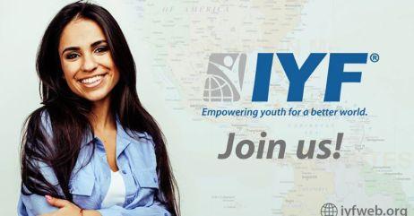 International Youth Federation job vacancy