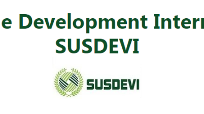 Sustainable Development International - SUSDEVI