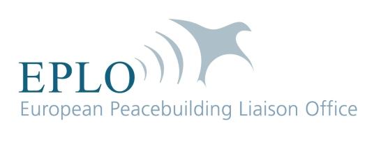 European Peacebuilding Liaison Office (EPLO)