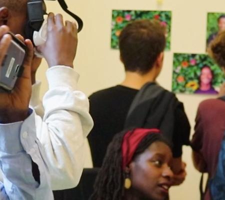 Digital Promise Global's 360° Story Lab