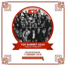 2019 International Youth Diplomacy Y20 Summit Recruitment To G20 Youth Summit in Japan