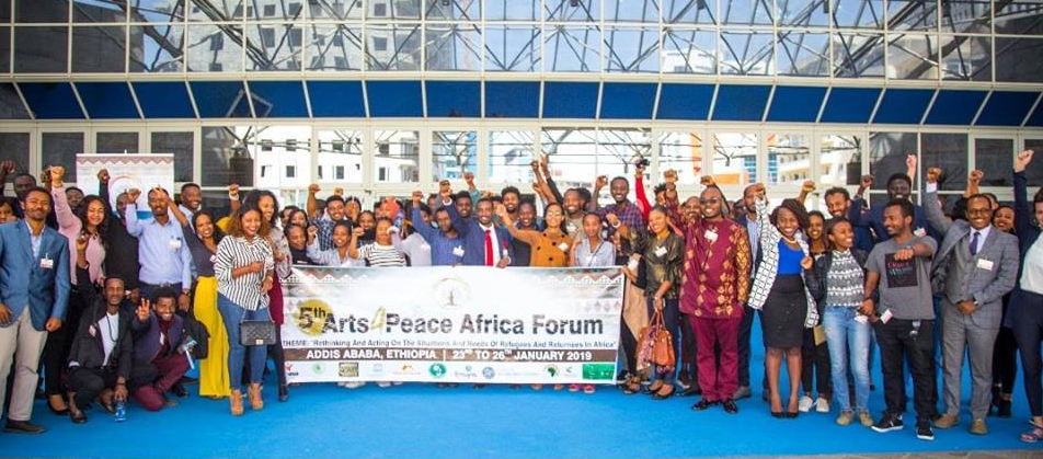 Call For Country Coordinators of African Artists Peace Initiative 2019-2021
