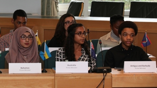 Commonwealth Regional Youth Conference on Peace and Security