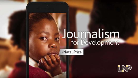 European Commission Lorenzo Natali Media Prize