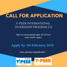 Y-PEER International Internship Program 2019