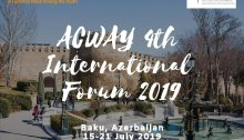 4th ACWAY Youth Forum 2019 in Azerbaijan