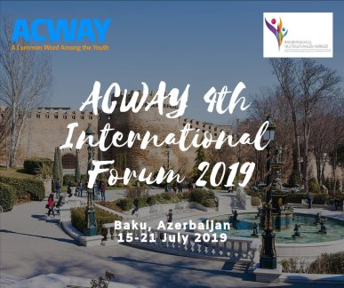 Fully Funded 4th ACWAY Youth Forum 2019 in Azerbaijan | Diplomacy Opp