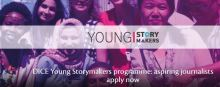 British Council DICE Young Storymakers Programme
