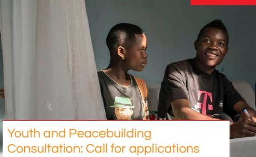 Peace Direct and UNOY Peacebuilders Youth and Peacebuilding Consultation