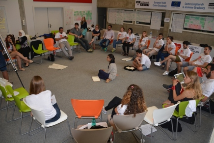 Council of Europe Youth Work and Sustainable Communities
