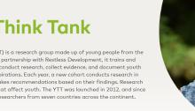 Mastercard - Restless Development Youth Think Tank
