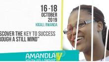 Peace Revolution Amandla Youth Fellowship Kigali Rwanda