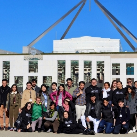 Australia National University Asia Pacific Week APW