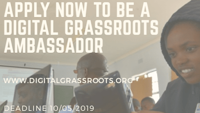 Digital Grassroots Ambassadors For 2019