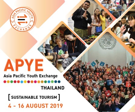 6th Asia Pacific Youth Exchange in Thailand