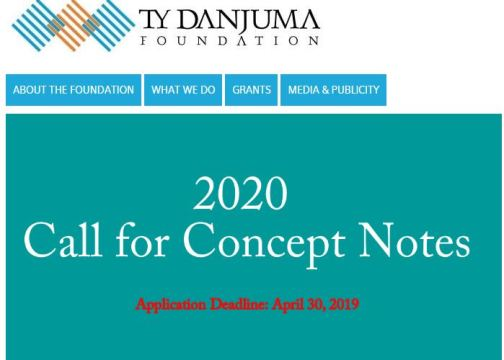TY Danjuma Foundation Call For Grant Applications