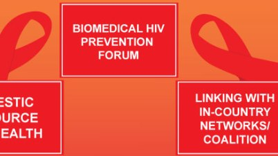AfNHi and ICASA Youth Front Call For Activist on HIV Prevention Research Advocacy