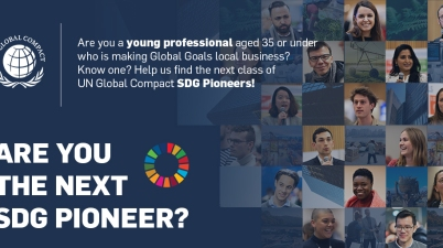 United Nations Global Compact SDG Pioneers