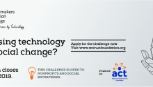 CT Foundation Changemakers Innovation Challenge 2019