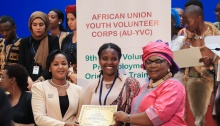 African Union Youth Volunteer Corps AU YVC