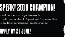 2019 CIVICUS SPEAK Champions