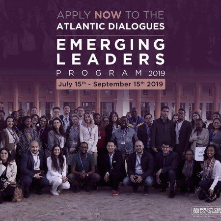 Atlantic Dialogues Emerging Leaders Program 2019