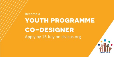 CIVICUS Youth Co-Design Team