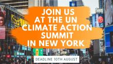 2019 Climate Tracker Reporting Fellowship For Young Journalists