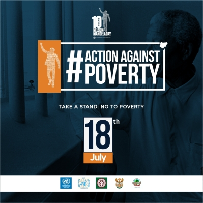 United Nations Association of Nigeria Nelson Mandela Day 2019