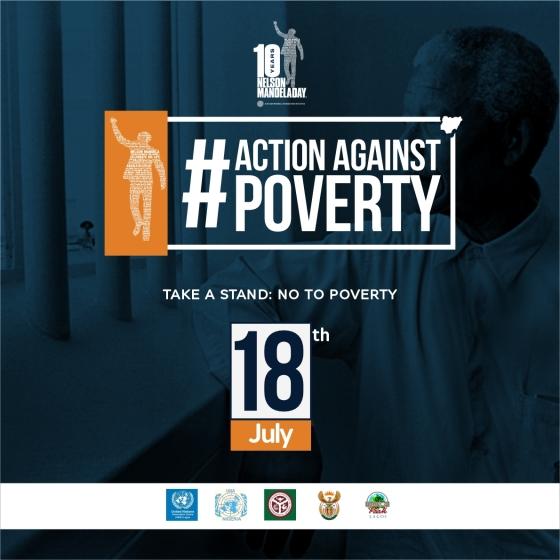 United Nations Association of Nigeria Nelson Mandela Day 2019