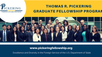 Thomas Pickering Foreign Affairs Program and Fellowship