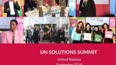 United Nations Solutions Summit 2019