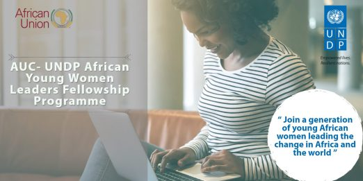 UNDP and African Union African Young Women Leaders Fellowship