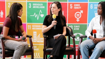 United Nations Youth Climate Summit