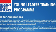 Friedrich-Ebert-Stiftung Young Leaders Forum 2019