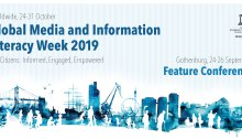 GAPMIL Global Media and Information Literacy (MIL) Week 2019